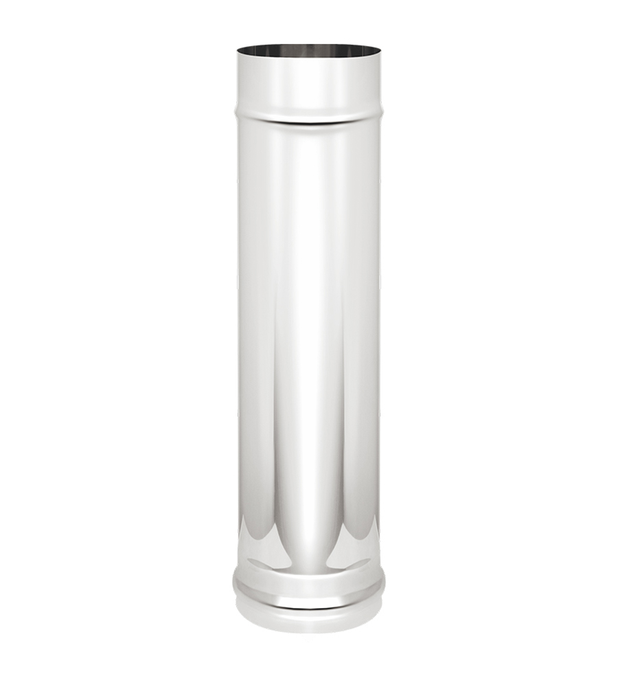 Труба нерж. (AISI 430/0,8мм) д.115, L-0,5м