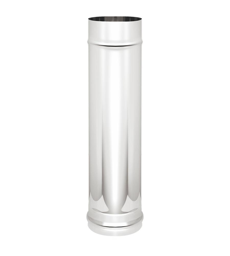 Труба нерж. (AISI 430/0,5мм) L-0,5м