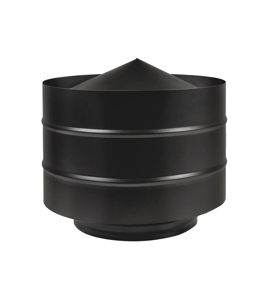 Дефлектор BLACK (AISI 430/0,5мм) д.115х200