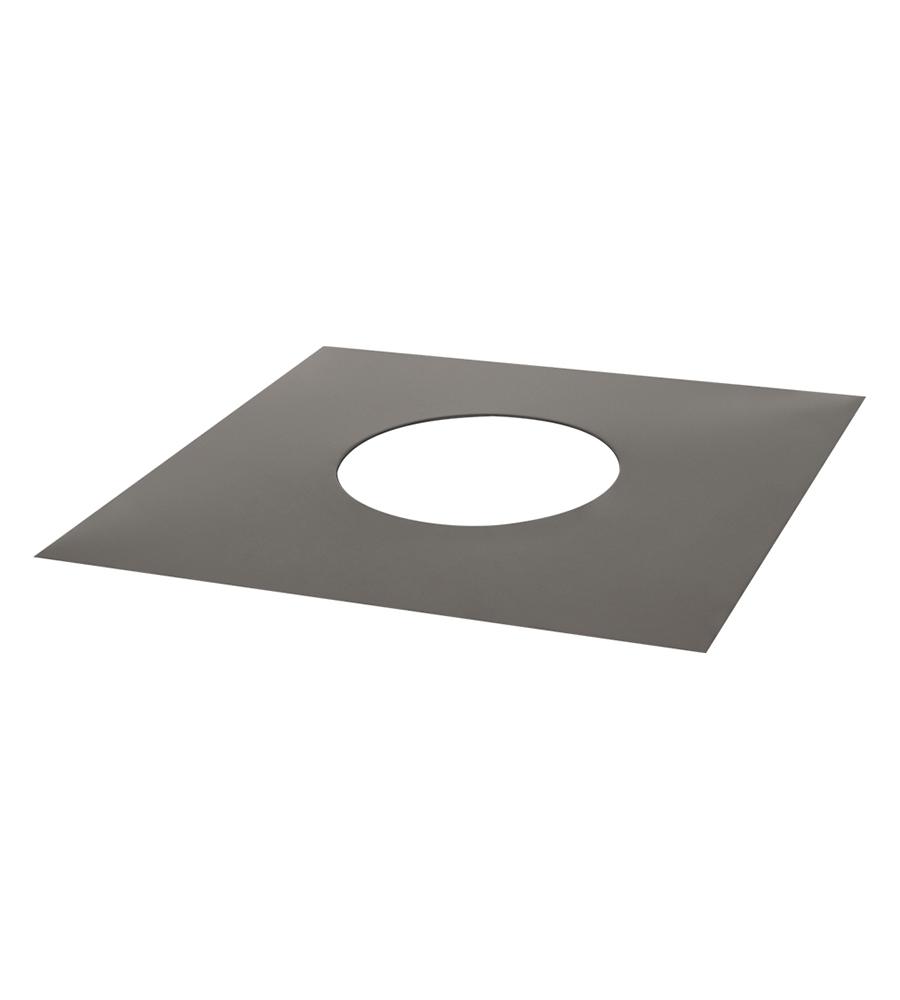 Лист (AISI 430/0,5мм) BLACK к ППУ д.255 (600х600)