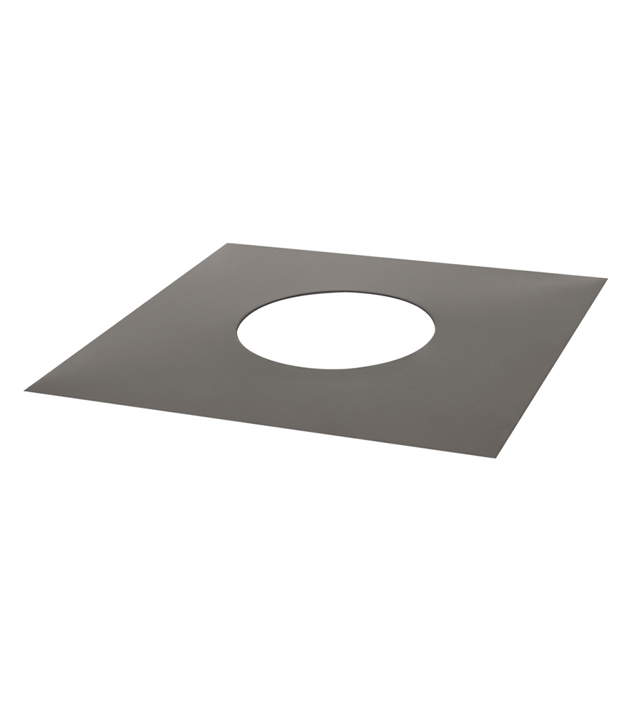 Лист (AISI 430/0,5мм) BLACK к ППУ д.305 (600х600)