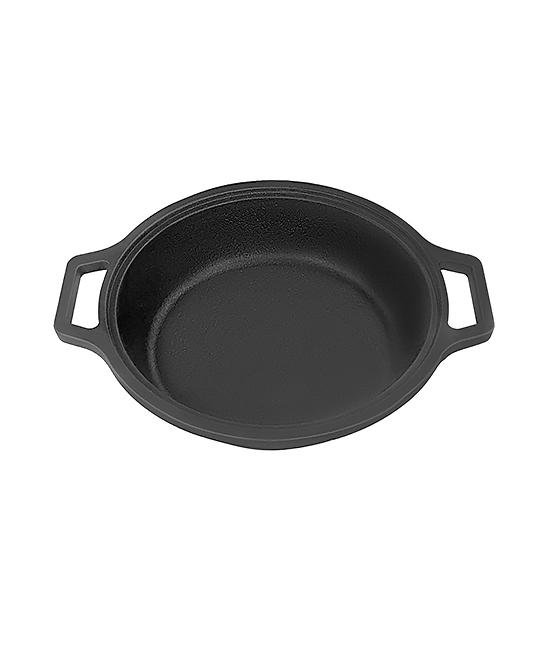 Сковорода чугунная Везувий 6л Ø 380мм