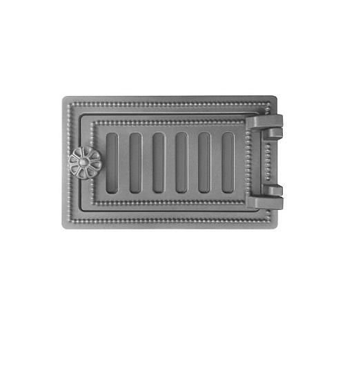 Дверка ВЕЗУВИЙ поддувальная ДП-2 (не крашенная)