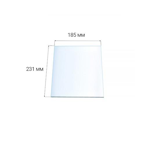 Стекло Везувий ДТ-4С (0,231х0,185) 170