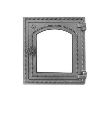 Дверка ВЕЗУВИЙ печная ДТ-4С (не крашенная, без стекла)