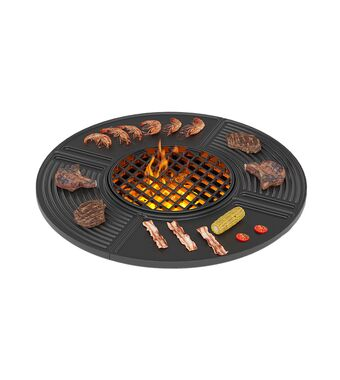 Чугунная плита Gurman Ø 700