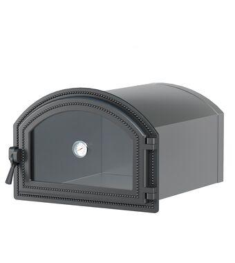 Духовой шкаф ВЕЗУВИЙ 222 с термометром (Антрацит)
