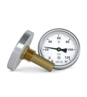 Термометр 120°С