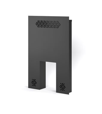 Фронтальный защитный экран Скиф, Русичъ, Лава 16 (ДТ-4,ДТ-4С) S=120мм