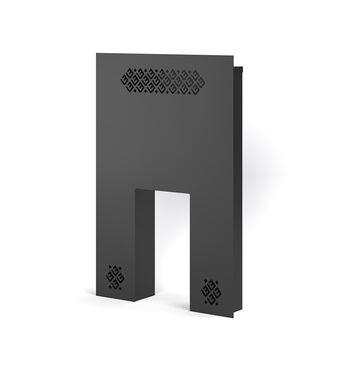 Фронтальный защитный экран Оптимум S-120мм